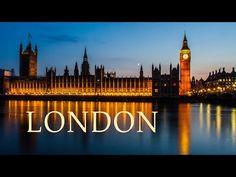 London – Hauptstadt von Großbritannien
