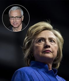 """Dr. Drew Pinsky made some accusations about Hillary Clinton's health care, referring to her medical treatment as """"bizarre,"""" """"very unconventional,"""" and """"old-fashioned."""""""