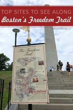 Family travel tips for visiting the Boston Freedom Trail in Boston, Massachusetts with historic sites Freedom Trail, The Freedom, New York Vacation, Italy Vacation, Romantic Escapes, Romantic Travel, Places To Travel, Travel Destinations, Travel And Leisure