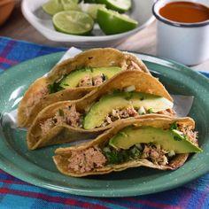 Pescadillas de Atún Fáciles Mexican Snacks, Mexican Food Recipes, Vegetarian Recipes, Cooking Recipes, Healthy Recipes, Healthy Food, Cooking Ideas, Fish Recipes, Seafood Recipes