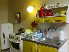 Miniasiat mielessä: Keittiössä