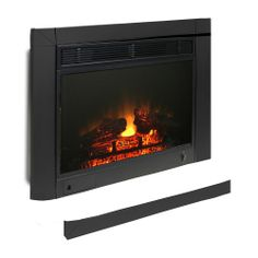 Electric fireplace insert and Electric fireplaces