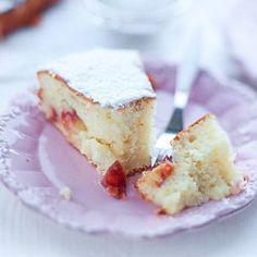 Ciasto jogurtowe ze śliwkami | Kwestia Smaku
