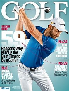 Golf Magazine - Save on magazine subscription!