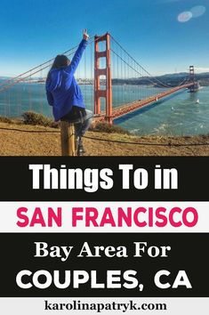 Things to do in San Francisco Bay Area For Couples, Ca.  Visitors to the San Francisco Bay Area have virtually endless options when it comes to things to do do. Needless to say, couples have their own plethora of choices when it comes to finding romantic activities in Northern California.  The Bay Area is a huge stretch of area in Northern #California which spans from the city of #SanFrancisco to the cities surrounding The Bay, including: #Richmond, #Berkeley, #Oakland and down to San Jose.