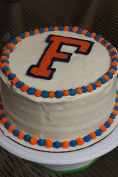 Image Result For Gator Tailgate Ideas Birthday Cake Boyfriend My