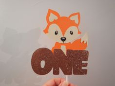 Excited to share this item from my shop: Personalized Fox Cake Topper, Fox Theme Party First Birthday Cake Topper, First Birthday Cakes, 1st Boy Birthday, Boy Birthday Parties, Birthday Ideas, Fox Cake, Fox Party, Fox Decor, First Birthdays