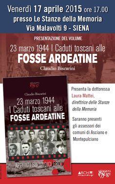 Utilize rap! Again!: 23 marzo 1944 · I Caduti toscani alle Fosse Ardeat...