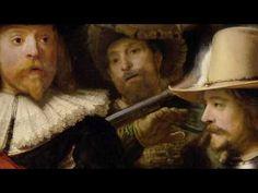 Topstukken van het Rijksmuseum  De Nachtwacht van Rembrandt van Rijn