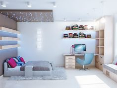 teens room design