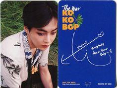 Exo Chen, Exo Xiumin, Exo Official, Photo Cards, I Am Awesome, Kpop, Album, Babies, Random