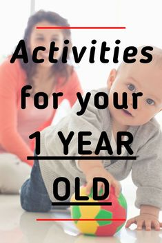 Basic activities that will help boost your babies milestone progress! Activities For 1 Year Olds, Daily Activities, Infant Activities, Baby Boy Swag, Preparing For Baby, Preschool Books, Babies First Year, Attachment Parenting, Baby Development