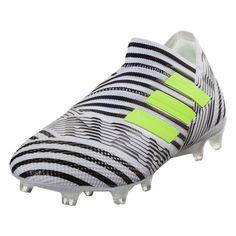 new style e280d 2920f adidas Nemeziz 17+ 360Agility FG Soccer Cleats Tormenta De Polvo, Botas De  Fútbol,