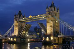 That bridge is beyond gorgeous at night. Our boat trip down the Thames was one of my highlights.