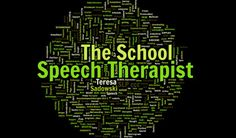 Speech and language issues faced by SLPs, parents and administrators. Ideas to work with school aged children, Speech Language Pathology, Speech And Language, Speech And Hearing, Best Speeches, Language Development, Pediatrics, Room Organization, Words, Middle School