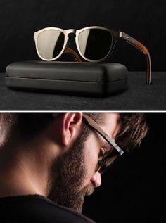 Shwood Titanium Sunglasses