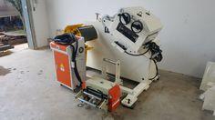Export NC servo feeder machine RNC-300 and decoiler straightener machine 2 in 1 to UK | Vanessa Fang | Pulse | LinkedIn