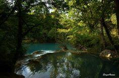 Il fiume Elsa: un angolo di paradiso a Gracciano (Colle Val d'Elsa). Foto di Sergio Visone su http://sergiovisone.wix.com/sergio-visone