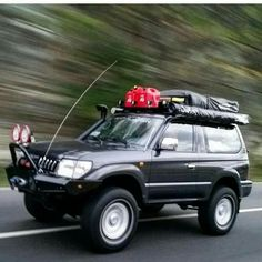 Land Cruiser 120, Toyota Land Cruiser Prado, Toyota 4x4, Toyota Tundra, Carros Toyota, Lexus Gx470, Suv 4x4, Best 4x4, Mobiles