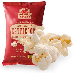 Warning: This Kettlecorn is capital-a Addictive.