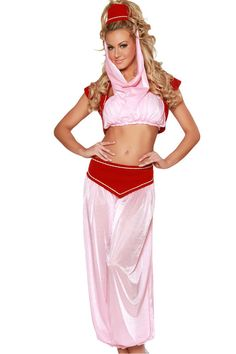 3wishes.com - Masters Wish, $108.95 (http://www.3wishes.com/sexy-costumes/genie/masters-wish/)