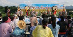 강주해바라기축제 행사모습