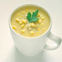 Old Fashioned Corn Chowder