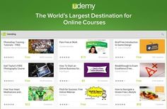 Today every learner wants to learn online their courses. It is a very easy to learn your courses at home. Udemy is one of the precious plat forms where every learner can learn theirs dream course online. Webtechcoupons provide latest coupons and discount codes for saving more stuff you can redeem these codes easily get on the site given blow. http://www.webtechcoupons.com/offers/udemy/