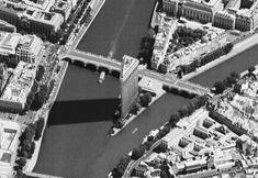 Mixing New York and Paris in Old Photographs – Fubiz Media