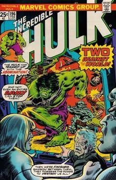 The Incredible Hulk #196 - The Abomination Proclamation!