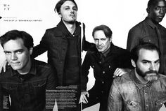 GQ Men of the Year - The Cast of Boardwalk Empire