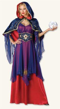 MYSTICAL SORCERESS COSTUME