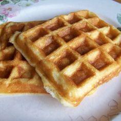 Almond Flour Waffles – Gluten Free