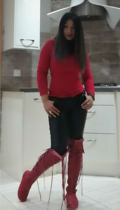 Giveaway, My Photos, That Look, My Favorite Things, Boots, Skirts, Red, How To Wear, Fashion