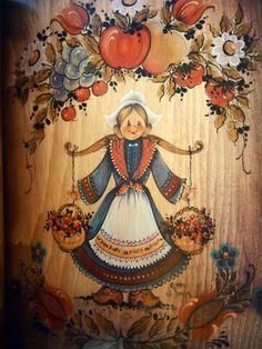 The Basics Of Folk Art Vol. 1 By Jo Sonja And Jerry by NeedANeedle