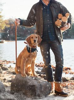 The unabridged, photographic tale & life of New Englanders Kiel James Patrick and Sarah Vickers. Tall Ships Festival, Rugged Style, Man Style, Mens Flannel Shirt, Leather Dog Collars, Preppy Style, Tomboy Style, Dog Leash, The Great Outdoors
