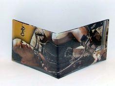 Comic Book Wallet// Scorpion King, $4.00