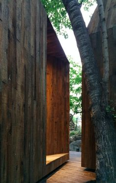 Gallery of The Treehouse / Wee Studio - 16