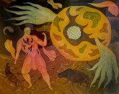 Arik Brauer Vienna, Austria, Surrealism, Weird, Artists, Illustrations, Book, Painting, Image