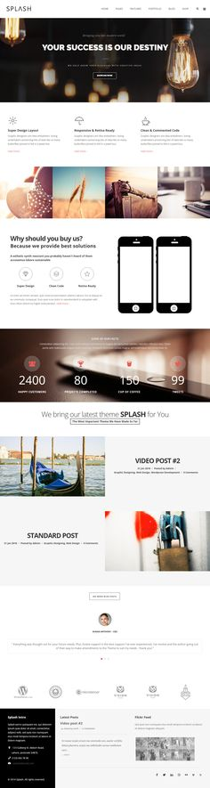 260 Best Drupal Responsive Themes images in 2019