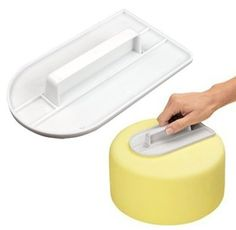 TRIXES Cake Smoother Decorating Polisher Sugar Iceing craft Sharp Edge Kitchen Tool by TRIXES, http://www.amazon.co.uk/dp/B0083GUDHS/ref=cm_sw_r_pi_dp_Uy.Irb0P7M80N