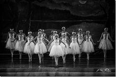 Fotografía para principiantes: Como fotografiar una gala de Ballet.