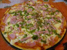 Receita de Pizza de Batata - Receita Toda Hora