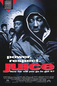"""Sip the juice. I gotta enough to go around..."" Ill ass soundtrack!"