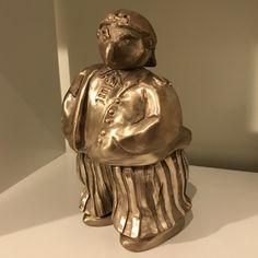 Bronze «BIG LEON» by French artist Moline  https://moline.art
