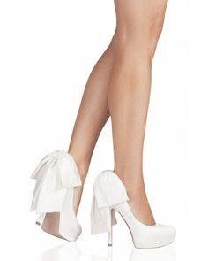 Pura Lopez wedding shoes