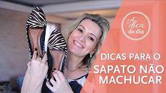 DICAS COM MEIA FINA (MEIA CALÇA)   A DICA DO DIA COM FLÁVIA FERRARI - YouTube