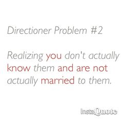 False. Liam and I are absolutely married. We live in 1Derland, with 3 kids and a unicorn.