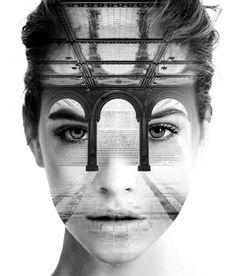 Double exposures by Nevessart , Alexis FOLLIOT https://www.artpeoplegallery.com/double-exposures-by-neves…/