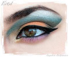 Colorful Day http://www.makeupbee.com/look_Colorful-Day_41065